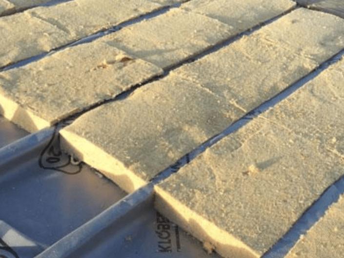 Isolation laine de verre